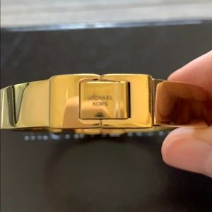 Michael Kors Jewelry - Micheal Kors Gold Bracelet.